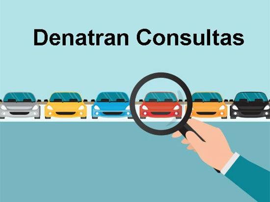 Como fazer consultas no Denatran
